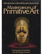 Masterpieces of Primitive Art - Douglas Newton