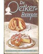 Dr. A. Oetker's illustrierte Rezeptbuch