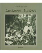 Lambaréné - küldetés - Dr. Baksai László