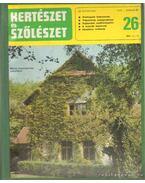 Kertészet és szőlészet 1979. 28. évfolyam 26-52. évfolyam - Dr. Bálint György