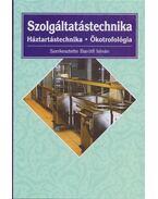 Szolgáltatástechnika - Dr. Barótfi István