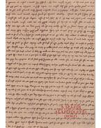 A százdi alapítólevél (1067) (különnyomat) - Dr. Csorba Csaba (szerk.)