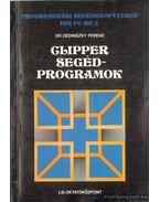 Clipper segédprogramok - Dr. Dedinszky Ferenc