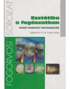 Esztétika a fogászatban (dedikált) - Dr. Dombi Csaba
