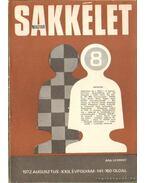 Magyar Sakkélet 1972. (hiányos) - Dr. Földi József (fel. szerk.)