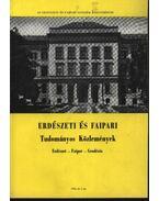 Erdészeti és Faipari Tudományos Közlemények 1982. év 2. sz. - Dr. Gencsi László
