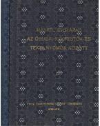 Másfél évszázad az óbudai kékfestők és textilnyomók között I-II - Dr. Geszler Ödön