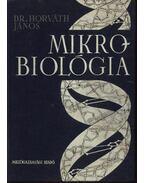 Mikrobiológia - Dr. Horváth János