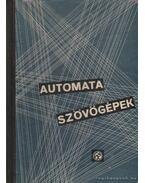 Automata szövőgépek - Dr. Jeredán Miklós
