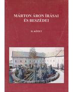 Márton áron írásai és beszédei - Dr. Marton József