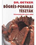 Bögrés-poharas tészták - Dr. Oetker