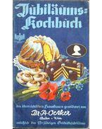 Dr. Oetker's Jubiläumskochbuch