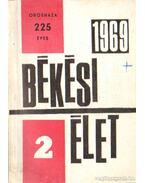 Békési Élet 1969/2 - Dr. Tábori György (főszerk.)
