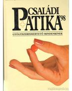 Családi patika '98 - Dr. Varró Mihály (szerk.), Dr. Varróné Baditz Márta (szerk.)
