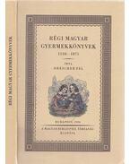 Régi magyar gyermekkönyvek - Drescher Pál