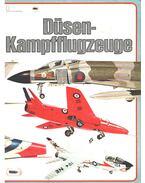 Düsen-Kampfflugzeuge