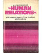 Human relations - E. D. Vilhovcsenko