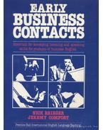 Early Business Contacts