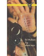 Tíz plusz egy - Ed McBain