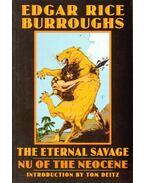 The Eternal Savage - Edgar Rice Burroughs