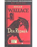 Der Redner - Edgar Wallace