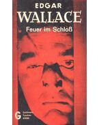 Feuer im Schloß - Edgar Wallace