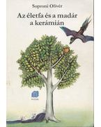 Az életfa és a madár a kerámián