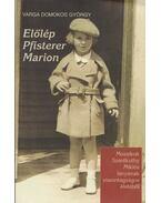 Előlép Pfisterer Marion