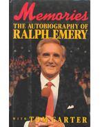 Memories - The Autobiography - EMERY, RALPH