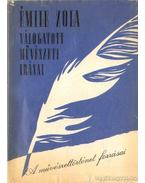 Émile Zola válogatott művészeti írásai - Émile Zola