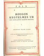 Rougon kegyelmes ur I-IV. kötet (két kötetben) - Émile Zola