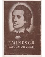 Eminescu válogatott versei