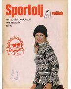 Sportolj velünk 1974. február - Endrődi Lajos
