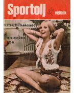 Sportolj velünk 1974. október - Endrődi Lajos