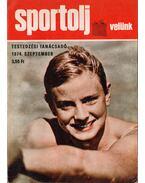 Sportolj velünk 1974. szeptember - Endrődi Lajos