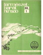 Természetbarát híradó 1966. (teljes) - Endrődi Lajos