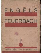 Feuerbach és a klasszikus német filozófia lezárulása