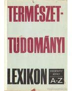 Természettudományi Lexikon 7. kiegészítő kötet A-Z - Erdey-Grúz Tibor