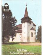 Boldva - Református templom - Éri István