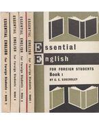 Essential English 1-4.