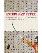 Egyszerű történet vessző száz oldal - Esterházy Péter