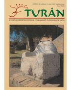 Turán X. évf. 2. szám 2007. április-június - Esztergály Előd (fel. szerk.)
