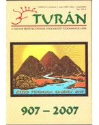 Turán X. évfolyam 3. szám 2007. július-szeptember - Esztergály Előd (fel. szerk.)