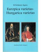 Europica varietas - Hungarica varietas