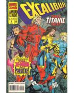 Excalibur Annual Vol. 1. No. 2