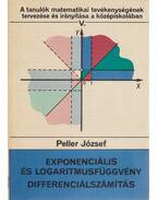 Exponenciális és logaritmusfüggvény, differenciálszámítás