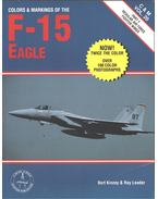 Colors & Markings of the F-15 Eagle