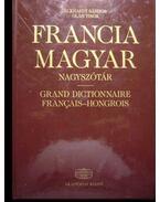 Francia-Magyar nagyszótár