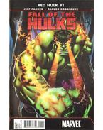 Fall of the Hulks: Red Hulk No. 1