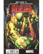 Fall of the Hulks: Red Hulk No. 1